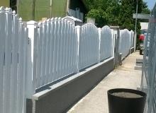 Aluminijumske ograde Klasik Palisada 3