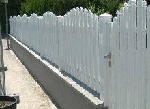 Aluminijumske ograde Klasik Palisada 1