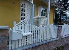 Aluminijumske ograde Klasik 1