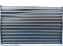Aluminijumske ograde Plise Sigma 4
