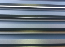 Aluminijumske ograde Plise Sigma 5