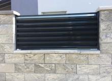 Aluminijumske ograde Plise Sigma 3