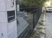 Aluminijumske ograde Panelne 3