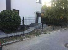 Aluminijumske ograde Panelne 4