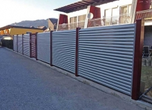 Aluminijumske ograde vanstandardne 5