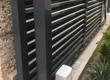 Aluminijumske kapije 3